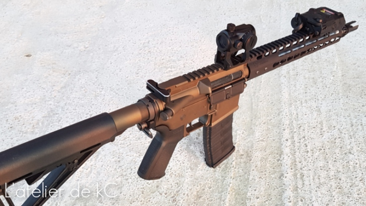 M4A1 EBBR MAGPUL-CERAKOTE
