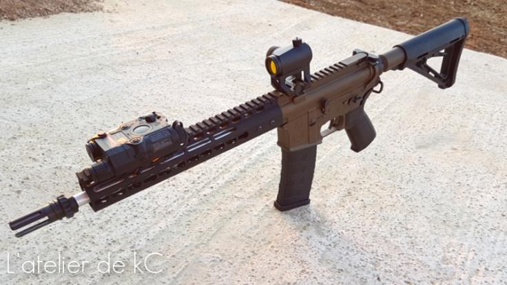 M4A1 EBBR MAGPUL
