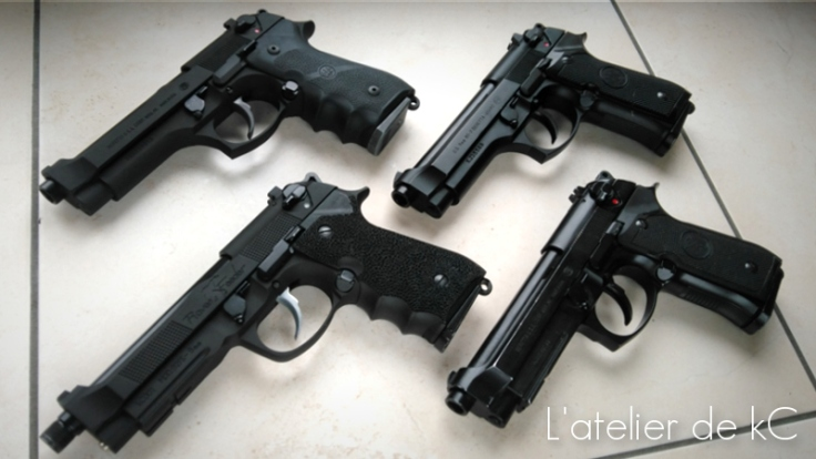 collection Beretta