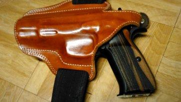 KJ CZ75-holster