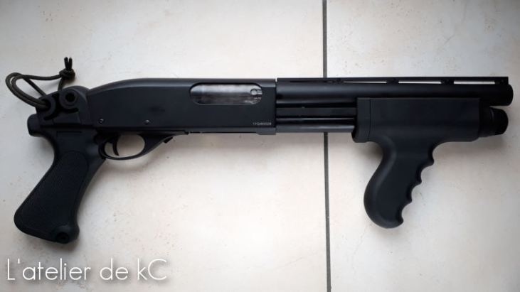 a&k remington 870 express magnum 1