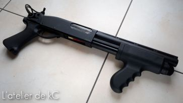 a&k remington 870 express magnum 2