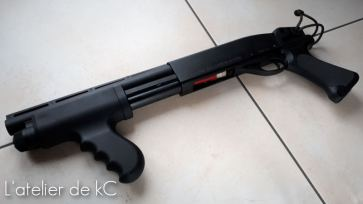 a&k remington 870 express magnum 3