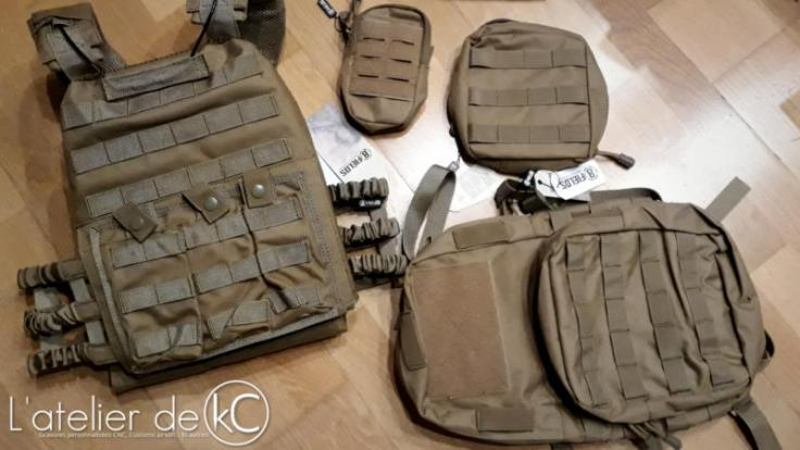 8fields taiwangun gear Plate carrier 1