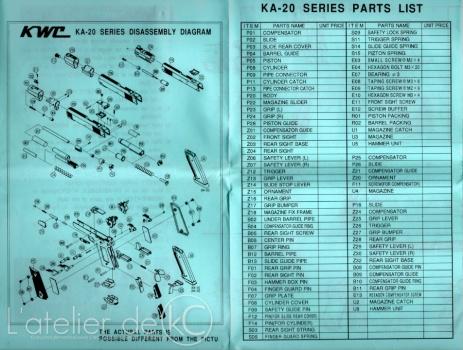 KWC KA 20 jim boland nastoff spare parts list 1.jpg
