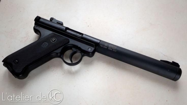 Gemtech Oasis gunsmith fine tuning-1