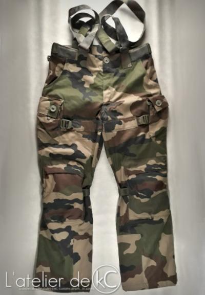 Pantalon Treillis Francais CE T4S2 Felin Temperé-1