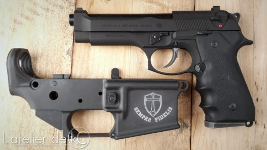 Colt AR15 M16 SPORTER beretta 92 brigadier
