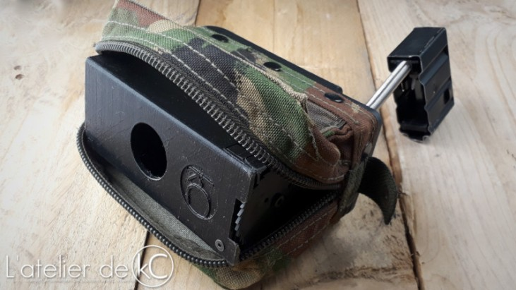 RD 249 nutsack airsoft ammobox mod1