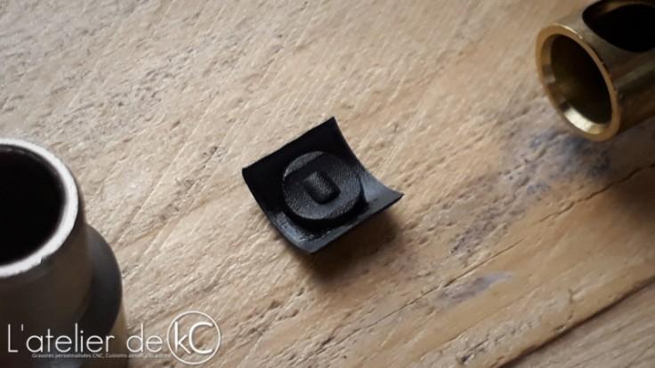 Hop rubber-bucking mk1 ruger KJ works ASG