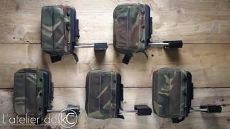 x5 249-mk46-minimi dpm nutsacks airsoft ammobox