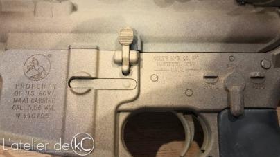M4 gbbr GHK colt custom seal 2000 mk12-1