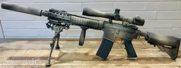M4 gbbr GHK colt custom seal 2000 mk12-5
