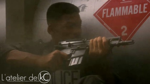 Olympic Arms OA 93 bad boys Will Smith Airsoft