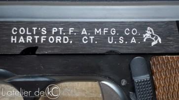 WE colt 25 gbb custom engraving full markings2