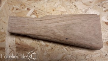AK47 milled wood stock2