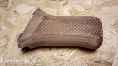 LCT AK47 wooden pistol grip mod