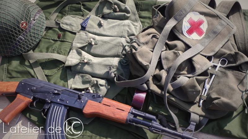 NVA medic Loadout vietnam airsoft2