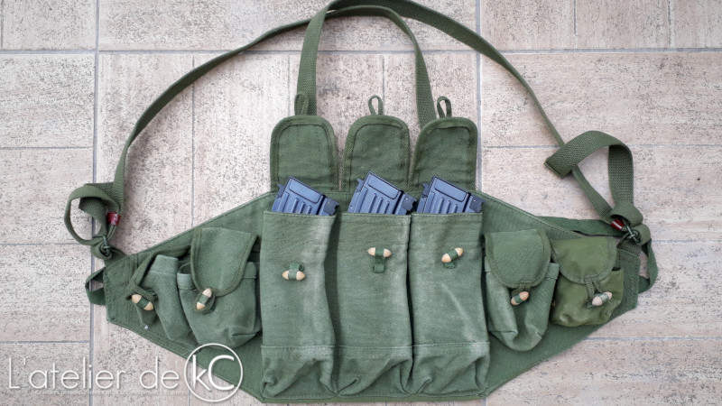 Vietnam NVA chicom chest rig1