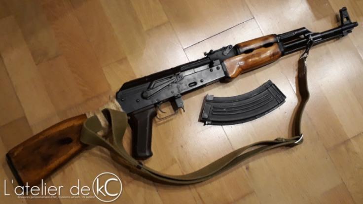 Wrong AK47 old inokatsu marui kit1