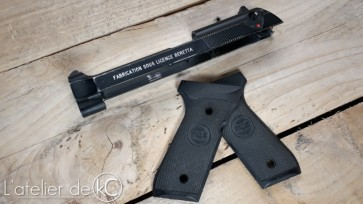 airsoft conversion kit PAMAS G1 S gbb french forces1