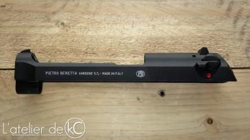 airsoft KJ M9 italian 92fs mod custom engraving1