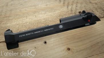 airsoft KJ M9 italian 92fs mod custom engraving2