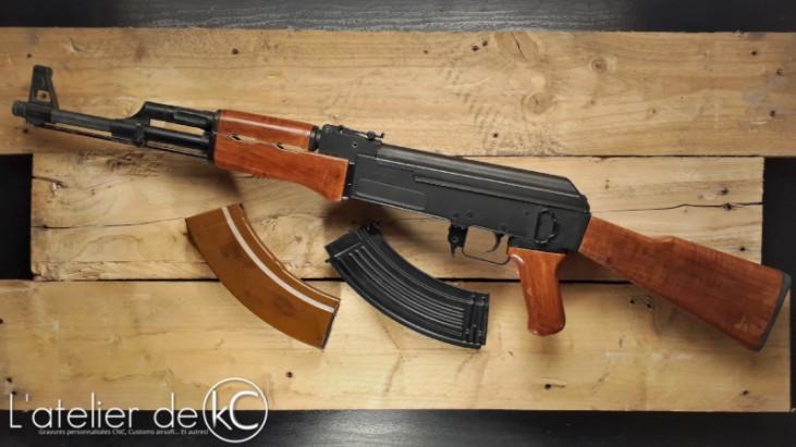 CA AK47 full metal 2