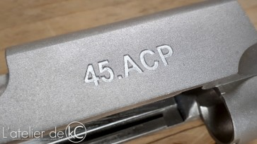 detonics .45 custom engraving sweet serial killer2