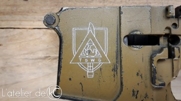 engraved Kac PDW gbbr lower2
