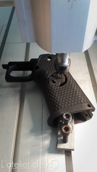 Hicapa aipsc speedsoft Custom grips infinity armorer works4