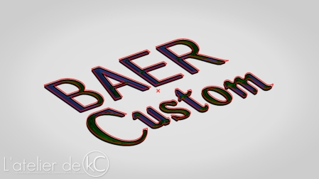 Les BAER custom drawing markings1