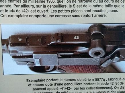 Luger markings