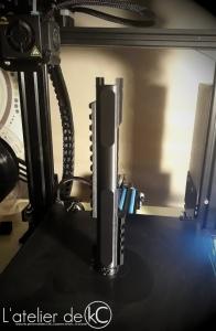 Ender 3 pro Airsoft kj mk1 print custom PLA PETG
