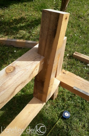 Canapé palette jardin recup DIY bois4