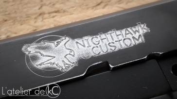 Nighthawk custom GRP recon RWA-1