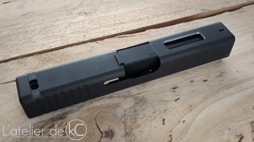 G19 découpe culasse airsoft custom1