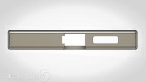 Glock 19 3D modeling CAD1