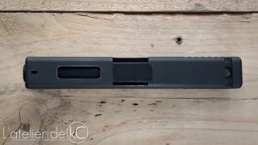 Glock 19 custom slide1