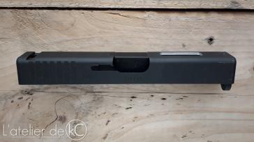 KSC Glock 19 PGC slide custom machined1