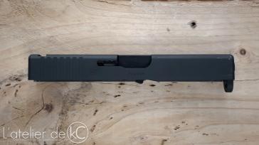 PGC glock 19 custom slide KSC1