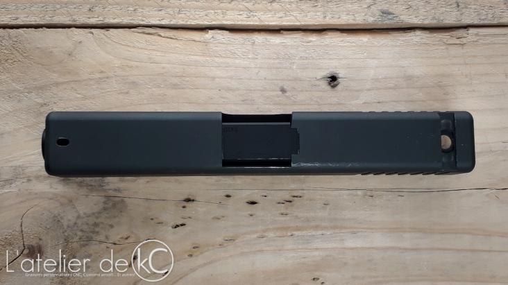 PGC glock 19 custom slide KSC3