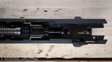SRC SR92 m9 gbb airsoft hopup assembly nozzle review 1