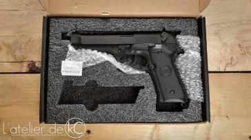 SRC SR92 m9 gbb airsoft replica unboxing2