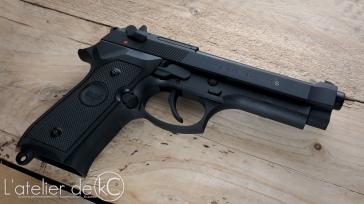 SRC SR92 PAMAS Custom engraving1