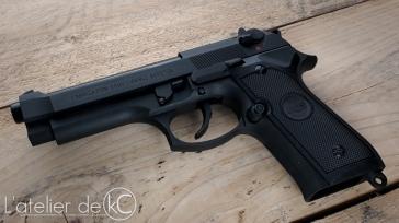 SRC SR92 PAMAS Custom engraving2